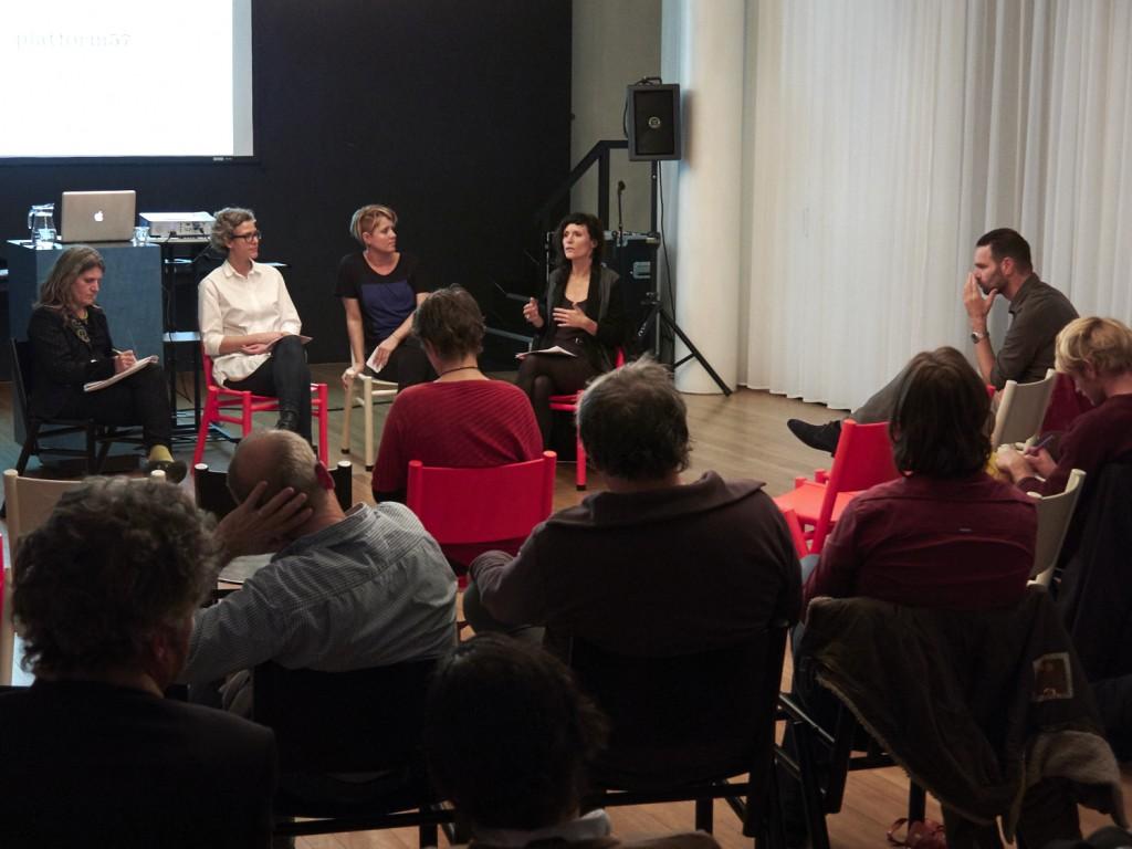 publiek gesprek platform57 IMG_4443©2014 Studio Johan Nieuwenhuize